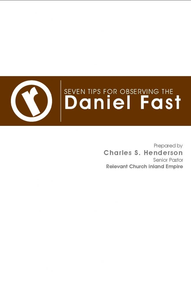 Daniel Fast