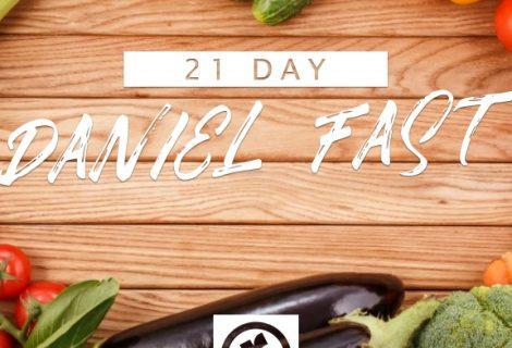 DANIEL FAST: Day Ten